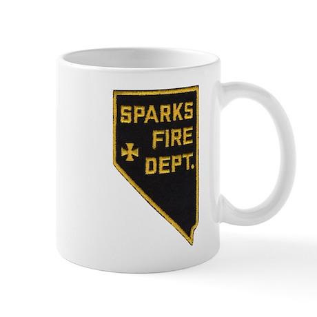 Sparks Nevada Fire Department Mug