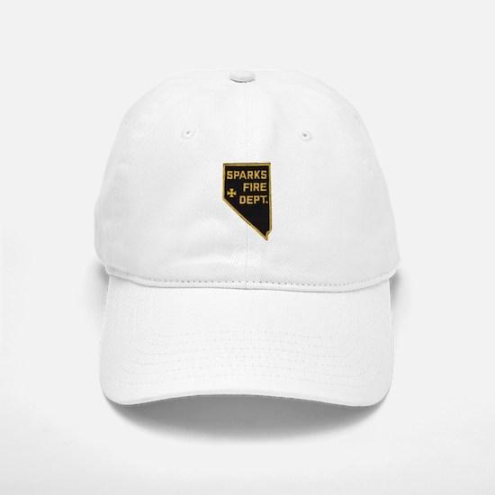Sparks Nevada Fire Department Baseball Baseball Cap