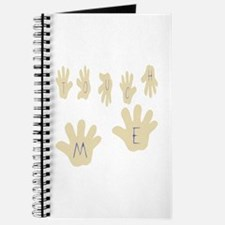Touch Me Journal