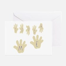 Touch Me Greeting Cards (Pk of 10)