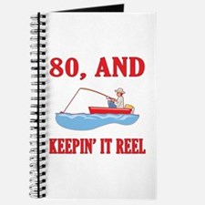 80 And Keepin' It Reel Journal