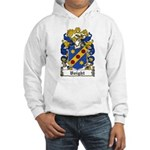 Voight Coat of Arms Hooded Sweatshirt