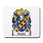 Voight Coat of Arms Mousepad