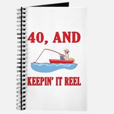 40 And Keepin' It Reel Journal