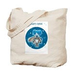 Fairy Blue Tote Bag