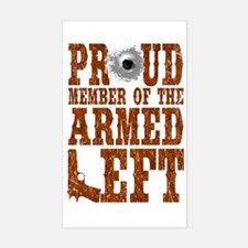 Armed Left Decal