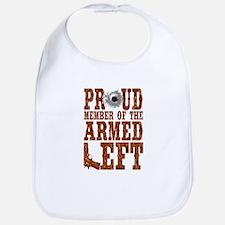 Armed Left Bib