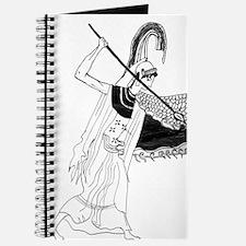 Athena vase drawing Journal