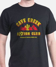 Cave Creek Action Club T-Shirt