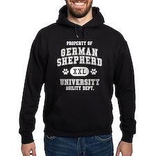 Property of German Shepherd Univ. Hoodie