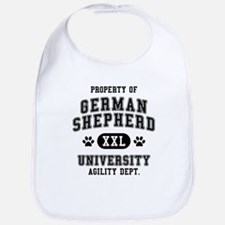Property of German Shepherd Univ. Bib