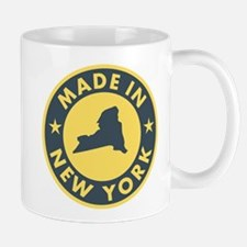 Made in New York Mug
