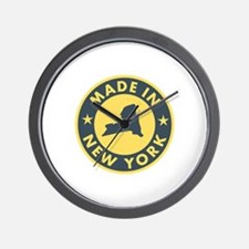 Made in New York Wall Clock