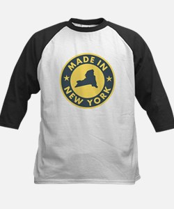 Made in New York Kids Baseball Jersey