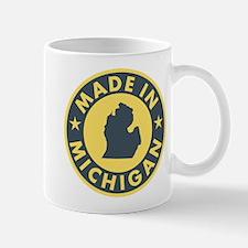 Made in Michigan Mug