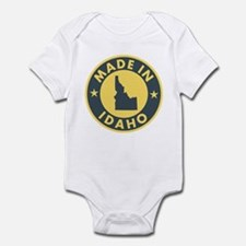 Made in Idaho Infant Bodysuit