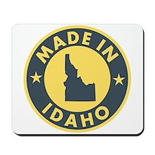 Made in Idaho Mousepad