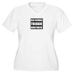 Old School Trekkie T-Shirt