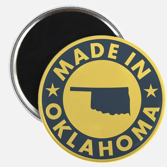Made in Oklahoma Magnet