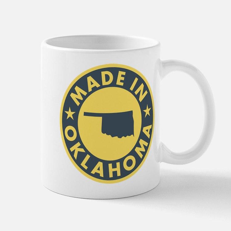 Made in Oklahoma Mug