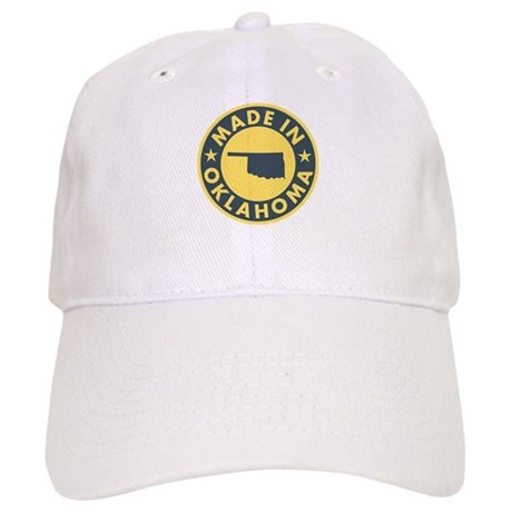Made in Oklahoma Cap