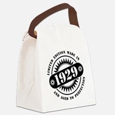 LIMITED EDITION MADE IN 1929 Canvas Lunch Bag