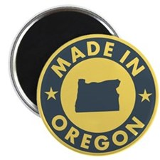 Made in Oregon Magnet