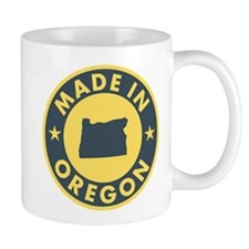 Made in Oregon Mug