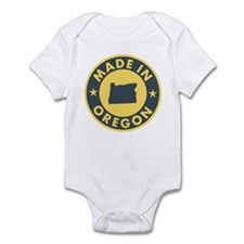 Made in Oregon Infant Bodysuit