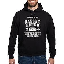 Property of Basset Hound Univ. Hoody