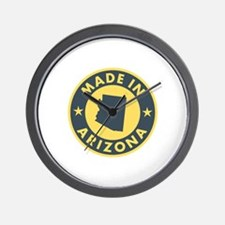 Made in Arizona Wall Clock