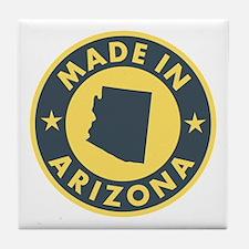 Made in Arizona Tile Coaster