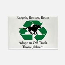 Adopt an OTTB Rectangle Magnet