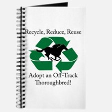 Adopt an OTTB Journal