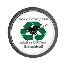 Adopt an OTTB Wall Clock