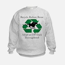 Adopt an OTTB Sweatshirt