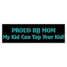 BJJ Mom Bumper Bumper Bumper Sticker