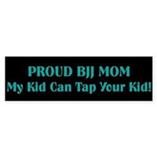 BJJ Mom Bumper Bumper Sticker