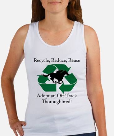 Adopt an OTTB Women's Tank Top