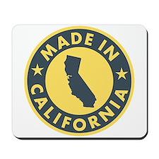 Made in California Mousepad