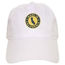 Made in California Baseball Cap