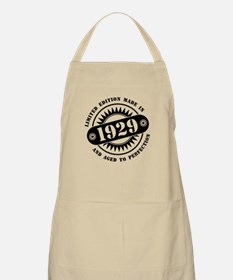 LIMITED EDITION MADE IN 1929 Light Apron