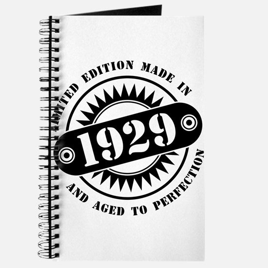 LIMITED EDITION MADE IN 1929 Journal