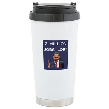 MORE EVERY DAY Stainless Steel Travel Mug