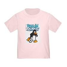 PENGUIN SOCCER t-shirt T-Shirt