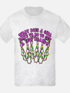 Sexy Mardi Gras T-Shirt