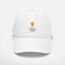 McSteamy Chick Baseball Baseball Cap