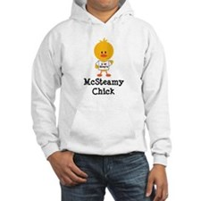 McSteamy Chick Hoodie