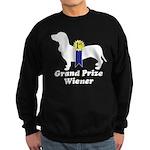 What a Weiner! Sweatshirt (dark)