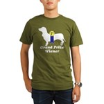 What a Weiner! Organic Men's T-Shirt (dark)